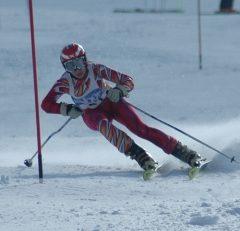 Jocurile Paralimpice:  Laura Văleanu, locul 14 la slalom uriaș