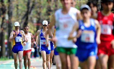 104 sportivi și sportive la Naționalele de marș de la Reșița
