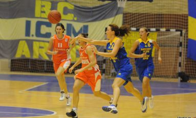 ICIM Arad câștigă a doua oară Liga Europei Centrale