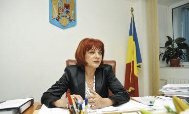 Carmen Tocală va participa la deschiderea Raliului Sibiului