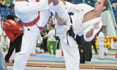 Participare numeroasă la Campionatul Naţional de Karate SKDUN pe echipe