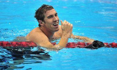 Înotătorul Michael Phelps a cucerit Laureus Exceptional Achievement Award