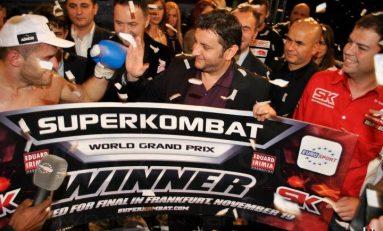 Superkombat, un reper pe harta kick-boxing-ului mondial