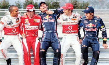 Patru pe loc la titlul F1
