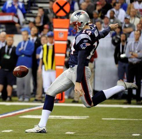 Zoltan Mesko ratează Super Bowl