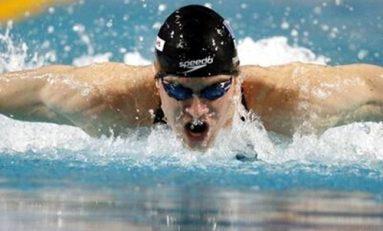 Trandafir ratează semifinala olimpică pentru trei sutimi la nataţie