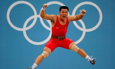 Recorduri în serie în concursul olimpic de haltere