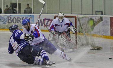 Hochei pe gheaţă: Steaua – Progym 6-3, în primul meci al finalei mici