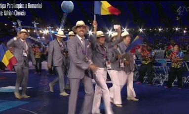 Jocurile Paralimpice au debutat la Londra. Iaşiul este reprezentat de Florin Cojoc