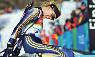 Victoria cu numărul 26 pentru Tora Berger. Eva Tofalvi, pe locul 22