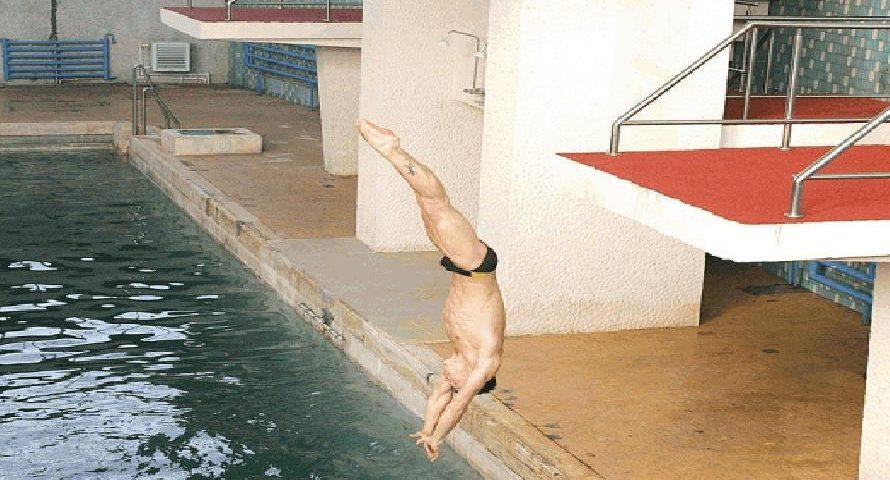 Rezultatele campionatelor naţionale de sărituri în apă
