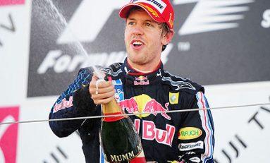 Sebastian Vettel, la a doua victorie stagională a sezonului de Formula 1