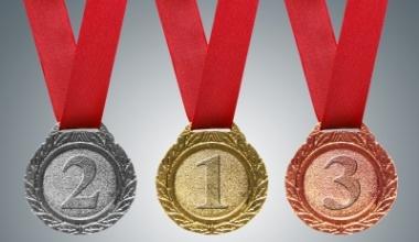Locul 16 la medalii