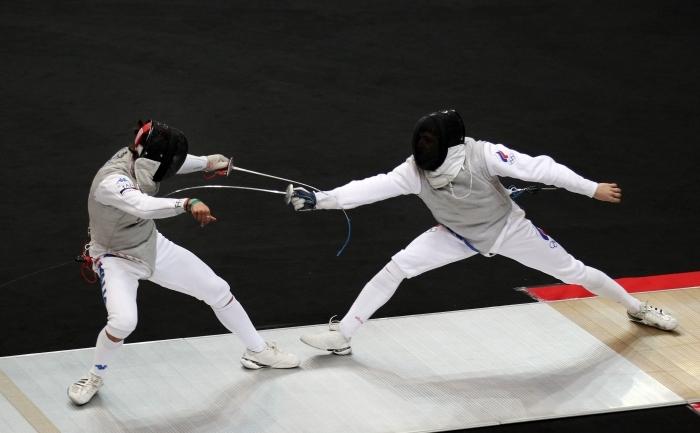 Bulică și Dolniceanu, campioni naţionali la sabie