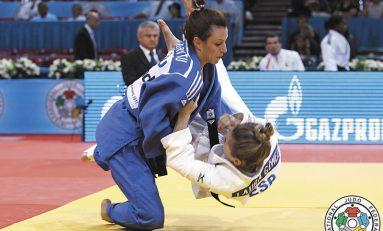 Andreea Chiţu argint la Grand Prix-ul de la Dusseldorf
