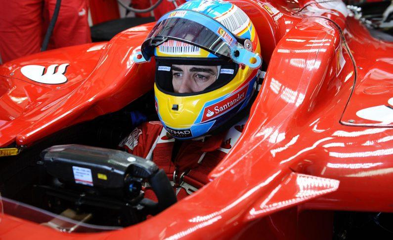 Alonso în pole position la Marele Premiu al Marii Britanii