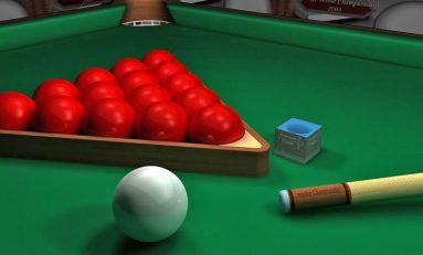 Andrei Orzan în semifinalele etapei de Liga Naţională la Snooker