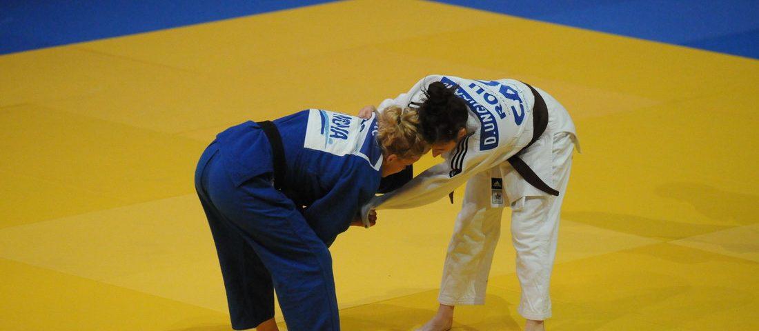 Lotul feminin de judo: 11 antrenamente pe săptămână pentru Jocurile Olimpice