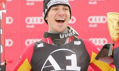 Primul succes la slalom pentru germanul Neureuther