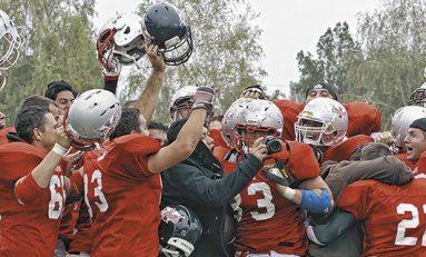 Cluj Crusaders, campioana României la fotbal american
