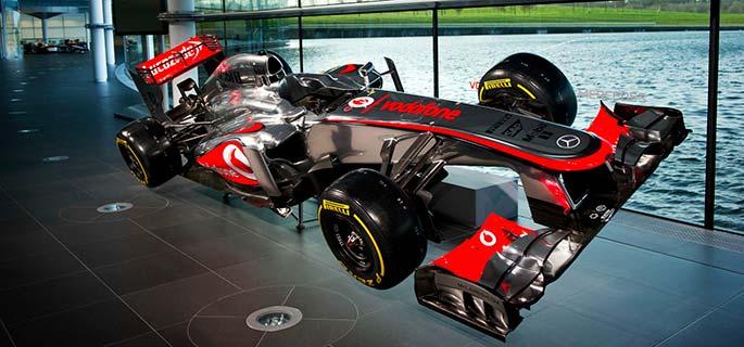 McLaren și-a prezentat noul monopost