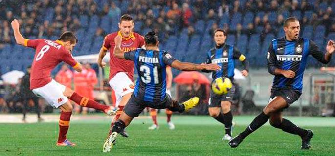 Inter, făcută knock-out de Fiorentina înaintea returului cu CFR Cluj din Europa League