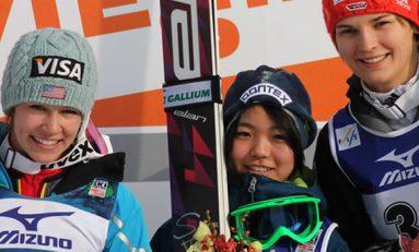 Japoneza Takahashi revine și câștigă la Hinterzarten