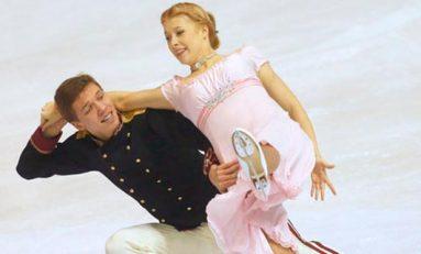 Dublă rusească la proba de dans a Europenelor