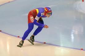 Daniela Oltean a participat la Campionatele Europene de patinaj viteză de la Heerenveen