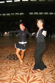 Dansul sportiv şi tipologia sa