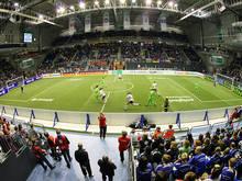 Echipele germane de top joacă fotbal în sală