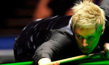 Robertson și Murphy se vor confrunta în prima semifinală de la Londra