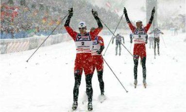 Norvegia triumfă în Germania la combinata nordică