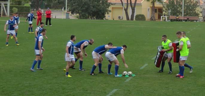Două meciuri speciale de rugby