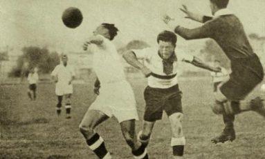 Unirea Tricolor - echipă de fotbal greu încercată în al doilea război mondial