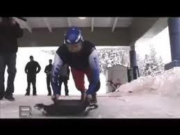 Willi Schneider - un român campion mondial de skeleton