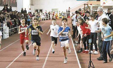 Cupa Olimpia sau frenezia copilărească a alergării