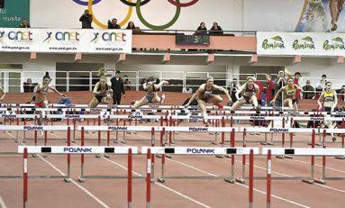 Start indoor pentru atleţii români