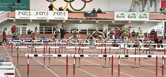 Weekend plin pentru atletismul românesc: 11 atleţi reprezintă România la CM indoor