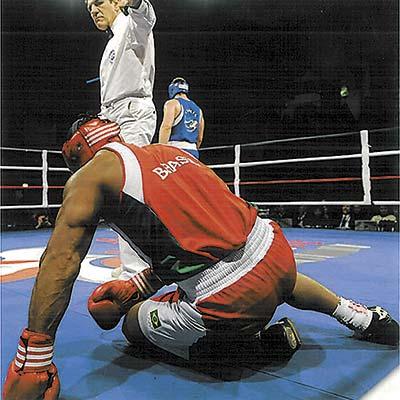 Ringul de foc – competiţie de box la Videle