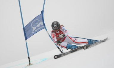 Victorie norvegiană la slalom feminin