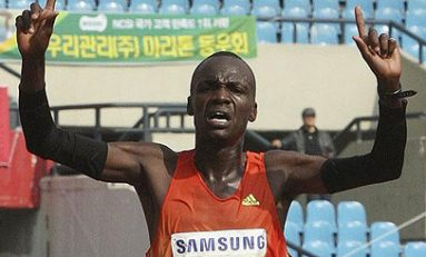 Trei atleţi kenyeni suspendaţi pentru dopaj