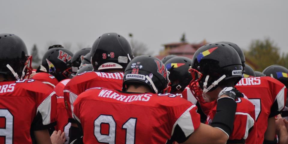 Joi, conferinţă de presă dedicată Fotbalului American din România