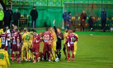 Cadu roşu direct în Vaslui - CFR Cluj