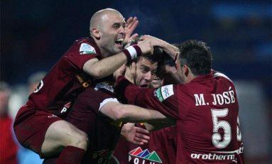 Prima manșă a 16-imilor Europa League. Examene dificile pentru Steaua și CFR Cluj