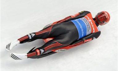Campionul mondial și olimpic Felix Loch, învins la Soci