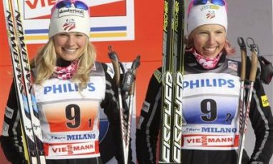 SUA și Rusia iau aurul mondial la sprint echipe