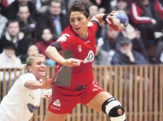 Patricia Vizitiu a revenit pe teren!