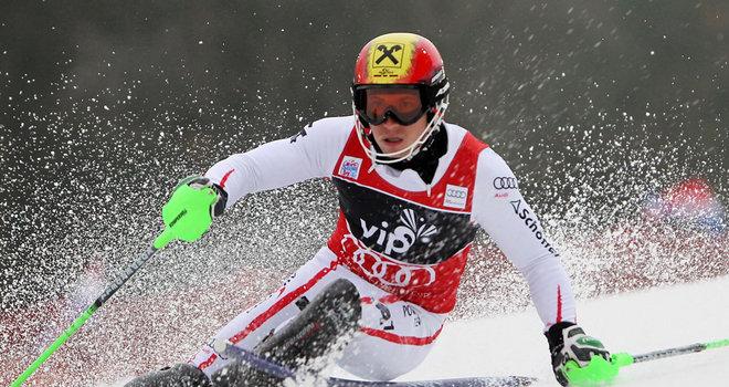 Hirscher aduce Austriei primul aur mondial la individual