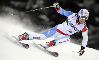 Spectacol în proba de slalom uriaş masculin la FOTE